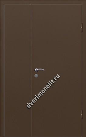 Входная дешевая тамбурная дверь - 004-007