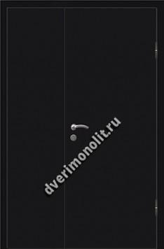 Входная дешевая тамбурная дверь - 004-008