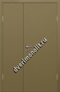 Входная тамбурная дверь на площадку на этаже - 009-010