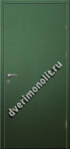 Входная тамбурная дверь на площадку на этаже - 009-003