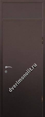 Входная тамбурная дверь на площадку на этаже - 009-004