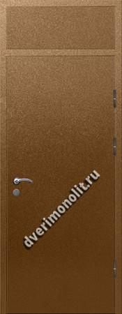 Входная тамбурная дверь на площадку на этаже - 009-006