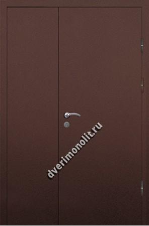 Входная тамбурная дверь на площадку на этаже - 009-008