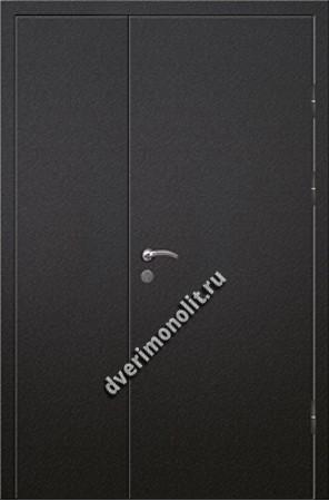Входная тамбурная дверь на площадку на этаже - 009-009