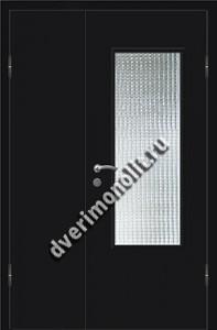 Входная тамбурная дверь со стеклом - 008-010