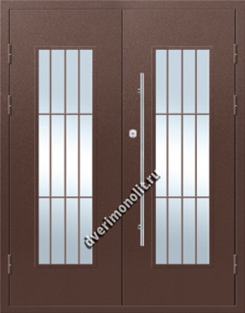 Входная металлическая дверь 70-84