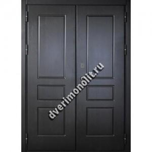 Входная металлическая утепленная дверь, модель 010-011