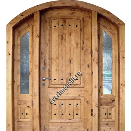 Входная металлическая утепленная дверь, модель 010-019