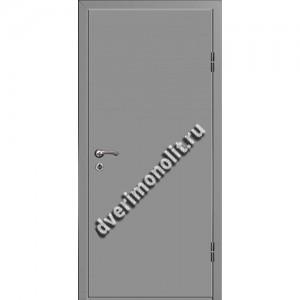 Входная металлическая утепленная дверь, модель 010-002