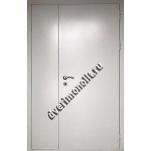Входная металлическая утепленная дверь, модель 010-004