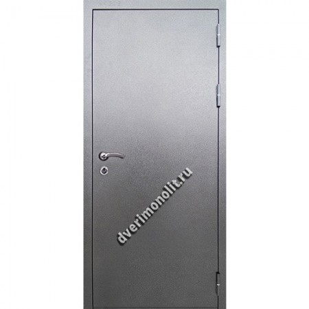 Входная металлическая утепленная дверь, модель 010-006