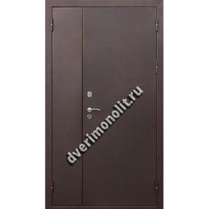 Входная металлическая утепленная дверь, модель 010-009
