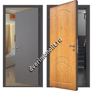 Металлическая дверь внутреннего открывания, модель 007-007