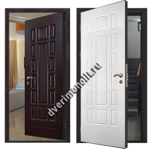 Металлическая дверь внутреннего открывания, модель 007-013