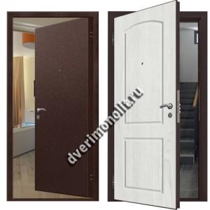 Металлическая дверь внутреннего открывания, модель 007-015