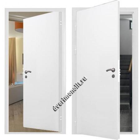 Входная металлическая внутренняя дверь в квартиру 590-10