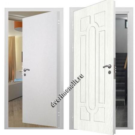 Входная металлическая внутренняя дверь в квартиру 590-17