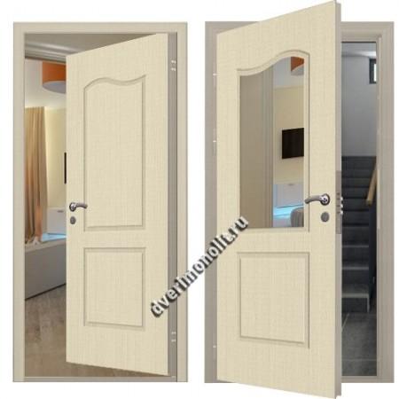 Входная металлическая внутренняя дверь в квартиру 590-31