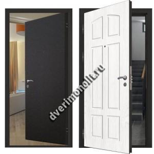 Входная металлическая дверь внутреннего открывания. Модель 71-11