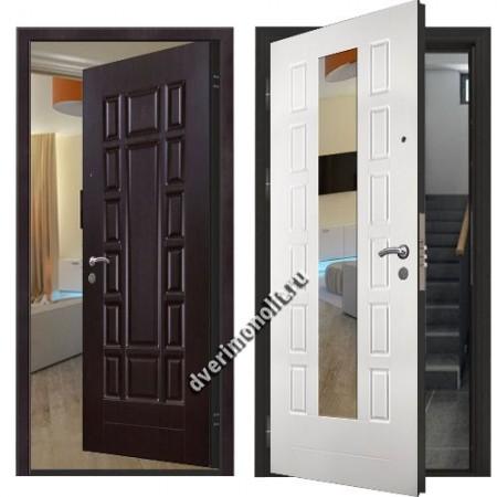 Входная металлическая дверь внутреннего открывания. Модель 71-22