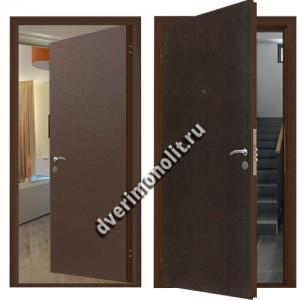 Металлическая дверь внутреннего открывания - 80-31