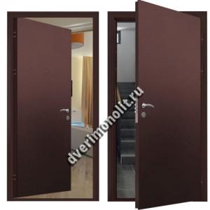 Металлическая дверь внутреннего открывания - 80-32