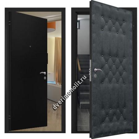 Металлическая дверь внутреннего открывания - 80-36