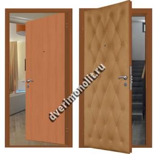 Металлическая дверь внутреннего открывания - 80-38
