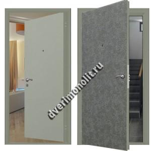 Металлическая дверь внутреннего открывания - 80-40