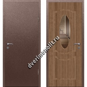 Входная металлическая дверь 12-079