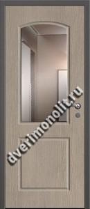 Входная металлическая дверь 12-093