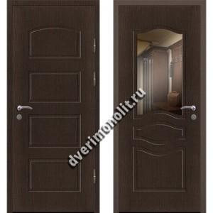 Входная металлическая дверь 12-096