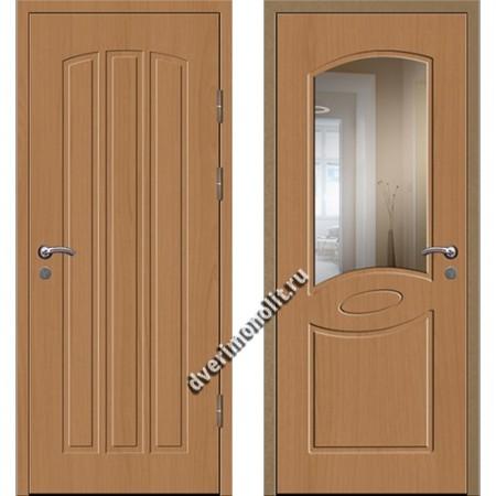 Входная металлическая дверь 12-099