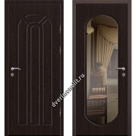 Входная металлическая дверь 12-102