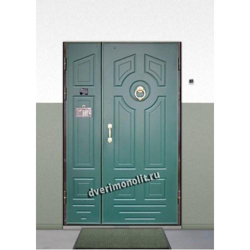 стальные двери тамбурные порошок