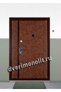 установка металлических дверей в куровское