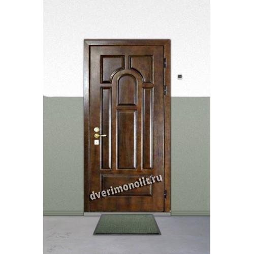 входные металлические двери с порошковым напылением для дачи